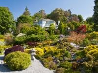 Spring in vista gardens